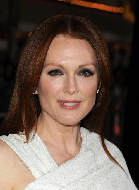 Julianne Moore at the California premiere of